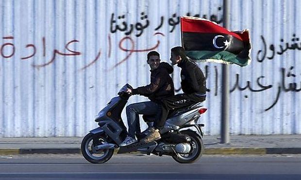 Libyen Waffenlager Botschaft