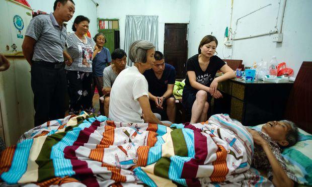 """Schlicht, schön, kraftvoll ist Wang Bings """"Mrs. Fang"""": Dokumentarfilm über eine Demenzkranke, der auch viel über das heutige China erzählt."""