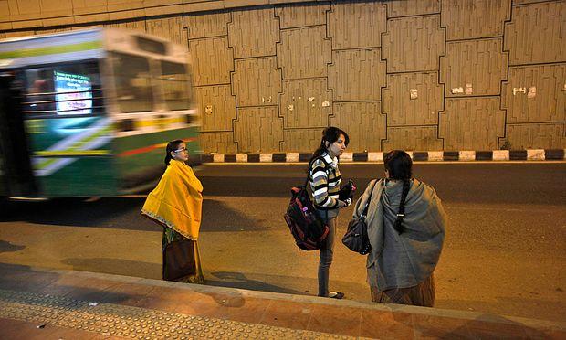 Erneut Massenvergewaltigung Indien