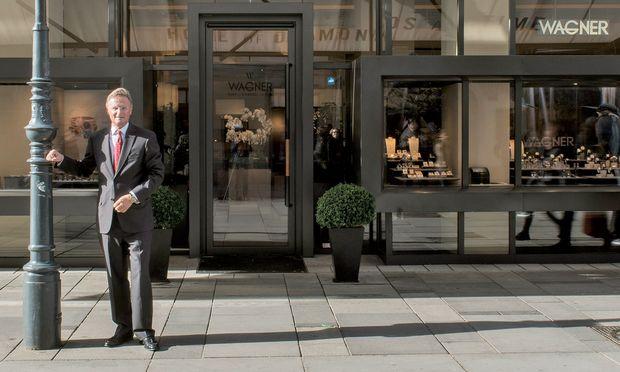 Tradition. Hermann Gmeiner-Wagner feiert das 100-Jahr-Firmenjubiläum.
