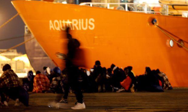 Aus seeuntauglichen Booten:Helfer retten mehr als 1000 Menschen