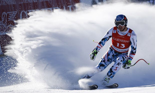 Alpine Skiing - FIS Alpine Skiing World Cup - Men´s Super G