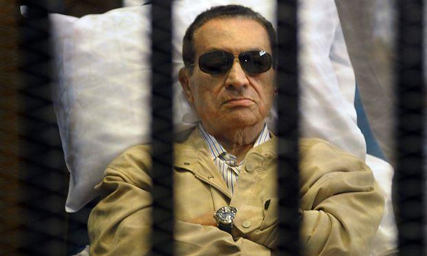 aegypten Verfahren gegen Mubarak