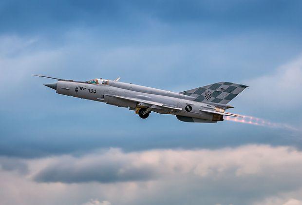 Kroatische MiG-21
