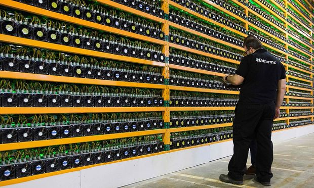 FILES-US-CANADA-MARKETS-CRYPTOCURRENCY-COMPUTERS
