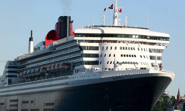 Karibik Virus wuetet Kreuzfahrtschiffen