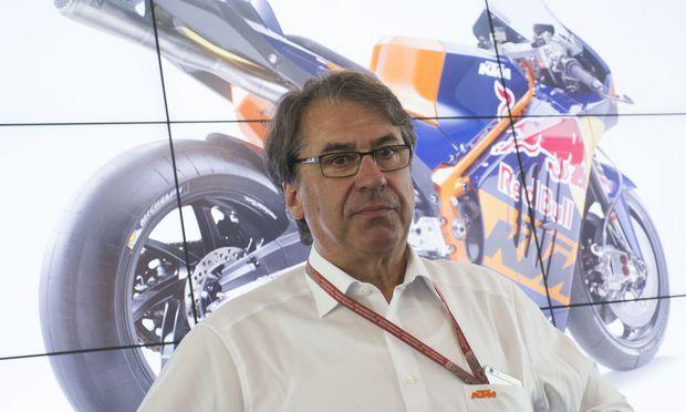KTM-Chef Stefan Pierer will Aktien abgeben