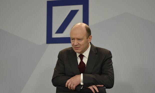 Christian Sewing wird neuer Vorstandsvorsitzender der Deutschen Bank