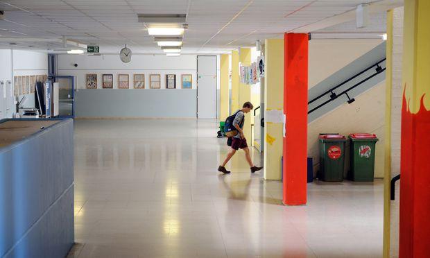 Lediglich 32 Prozent der Schüler geben an, dass sie in der Schule noch keine Gewalt miterlebt haben – verbal oder körperlich.
