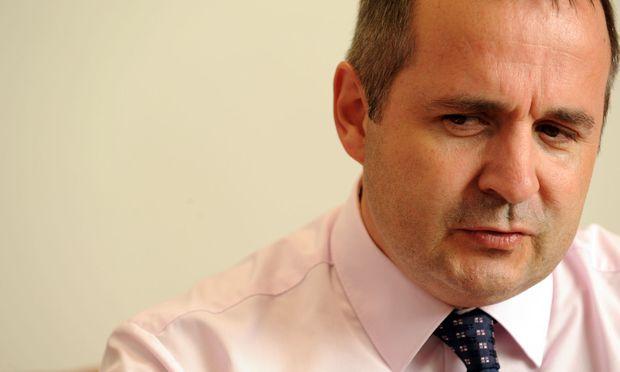 Lehrervertreter Paul Kimberger (FCG)