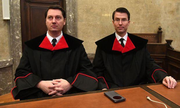Grasser-Prozess - Ainedter stellt Befangenheitsantrag gegen Richterin
