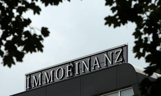 Logo der Immofinanz