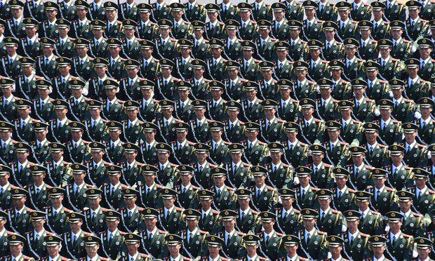 Chinas Volksbefreiungsarmee