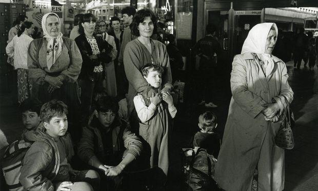 In den Neunzigerjahren flüchteten zehntausende Menschen aus Bosnien nach Österreich − viele von ihnen konnten sich integrieren.