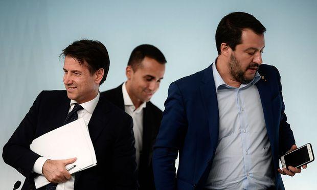 Wer soll das bezahlen? Italien will noch mehr Schulden machen