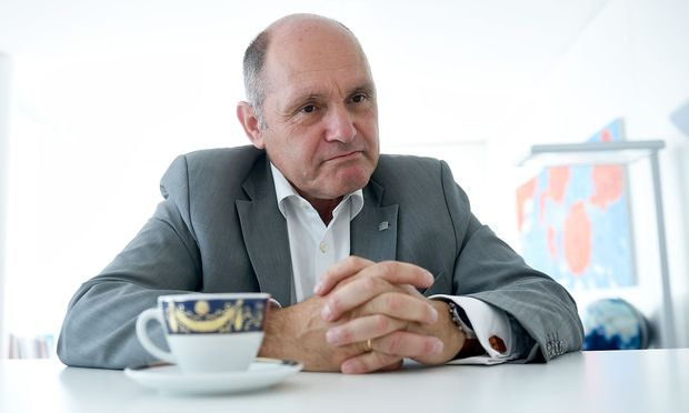 Nationalratspräsident Wolfgang Sobtoka im Interview.
