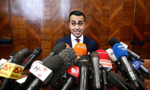 Di Maio bleibt Chef der Fünf-Sterne-Bewegung