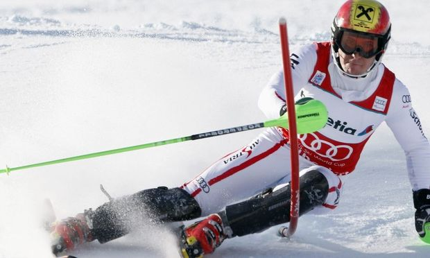 Adelboden: Marcel Hirscher gewinnt