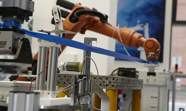 Digitale Fabrik an der Fachhochschule Technikum Wien