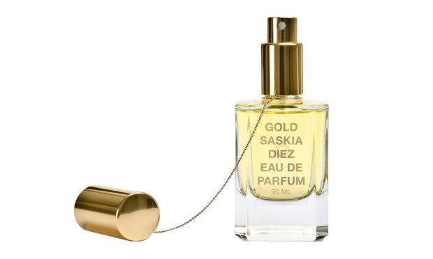 Zu den unabhängigen Designerdüften, die Schön kreierte, zählen die Parfums von Saskia Diez.
