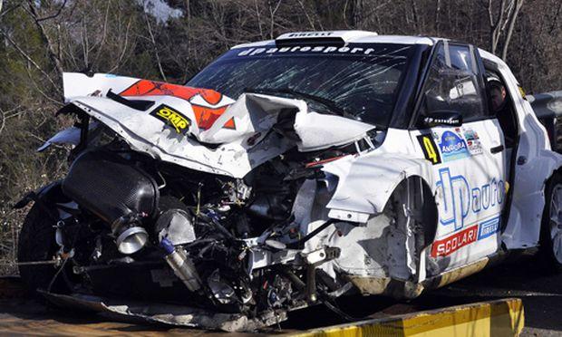 Motorsport Drama Robert Kubica
