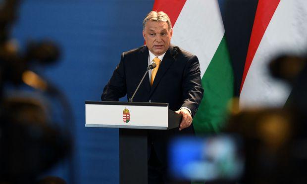 Ungarns Premier Viktor Orbán.