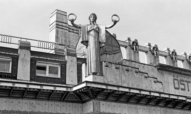Ikonisch. Die Postsparkasse von Otto Wagner gilt als Baujuwel.