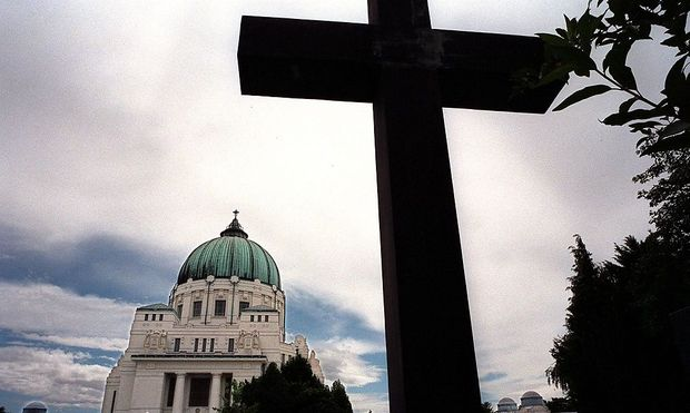 Lueger-Kirche am Zentralfriedhof