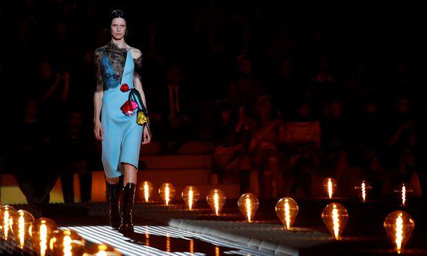 Prada bei der Mailänder Modewoche