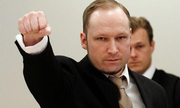Breivik darf nicht Politologie