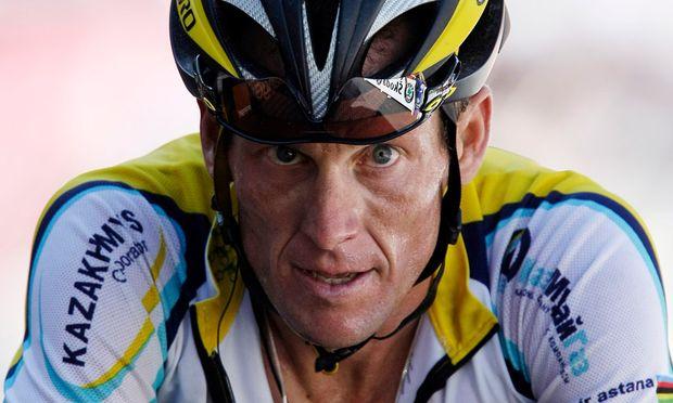 Streitobjekt Lance Armstrong