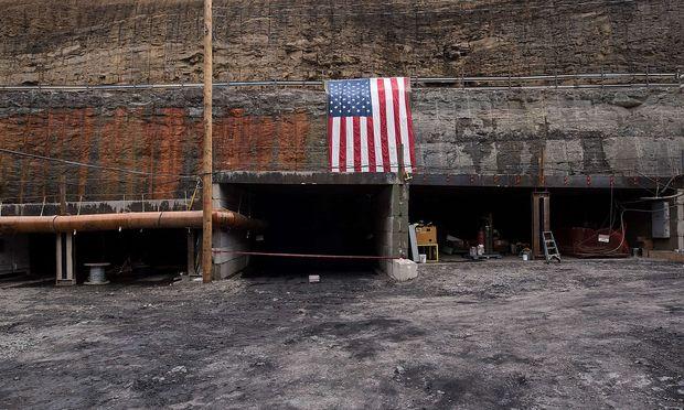 In den USA werden wieder neue Kohleminen eröffnet - wie hier in Pennsylvania / Bild: APA/AFP