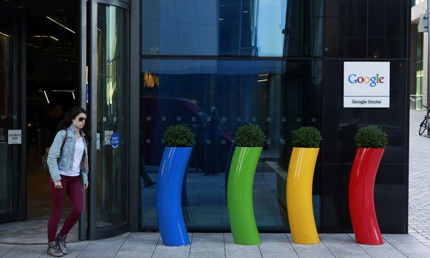 Aus der in Dublin beheimateten Europa-Zentrale wird das gesamte Geschäft von Google in Europa gesteuert. / Bild: (c) REUTERS (Cathal McNaughton)