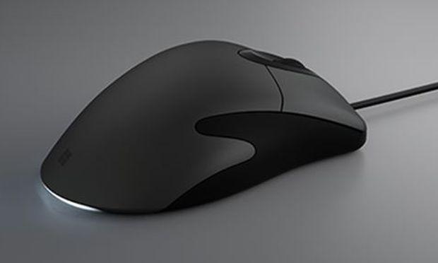 Die IntelliMouse ist zurück — Microsoft