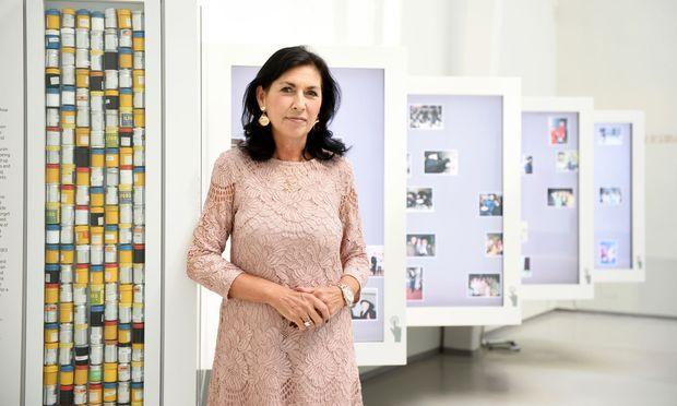 Danielle Spera, Direktorin des Jüdischen Museums Wien.