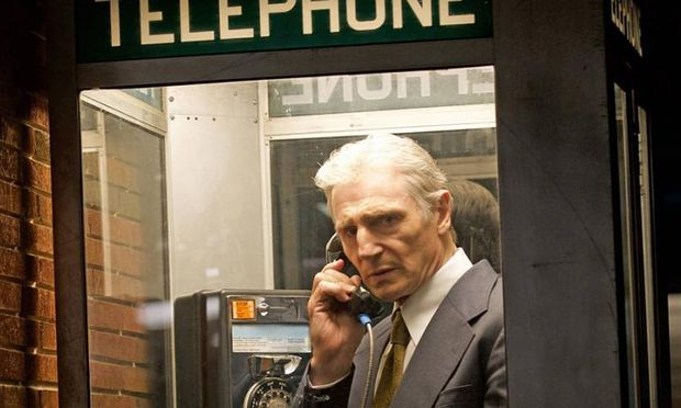 Seine Sorgenfalten spielen eine zentrale Role: Liam Neeson als Whistleblower Mark Felt.