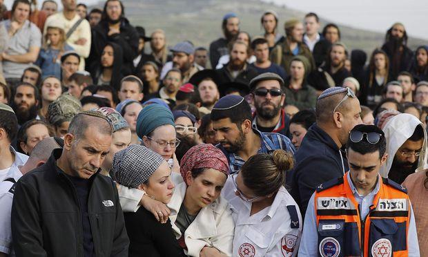 Israeli im Westjordanland von Palästinenser erstochen