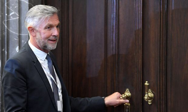 Walter Meischberger stand am 30. Verhandlungstag im Mittelpunkt.