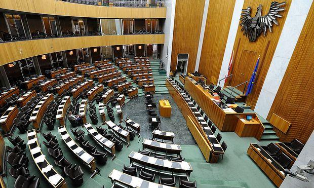 Nationalrat: Deimek ausgeliefert, Sitzung beendet