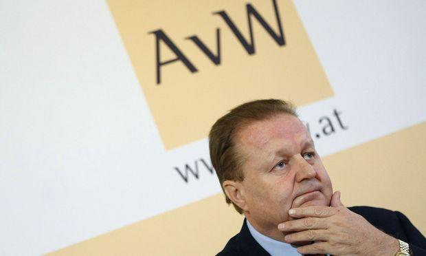 Wolfgang Auer-Welsbach: Zweifel an seinem Konstrukt kamen zu spät auf.