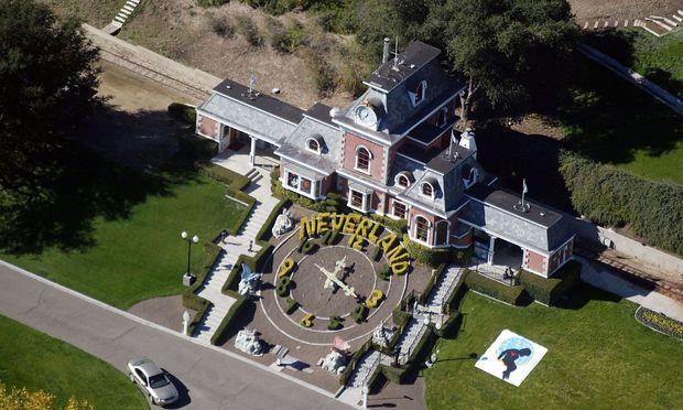 Angebote wird das Anwesen unter dem Namen Sycamore Valley Ranch.