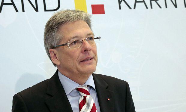 Kärntner Verfassungsreform: Kaiser beharrt auf Slowenisch-Passus