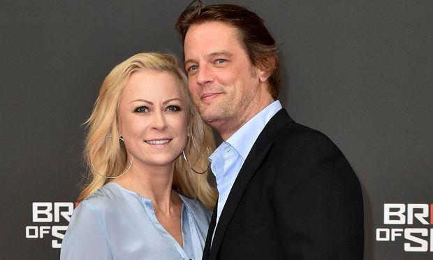 Jenny Elvers und Steffen von der Beeck