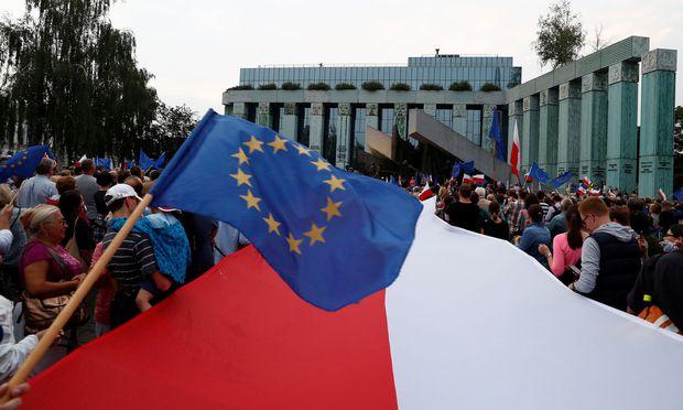 Das Hickhack um Polen offenbart, welches Bild sich Populisten von Europa machen.