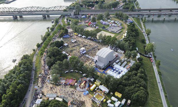 Beim Donauinselfest wird heuer das Sicherheitskonzept verschärft.