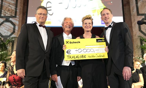 E. Atzmüller, R. Einwaller, M. Klein und A. Diendorfer.