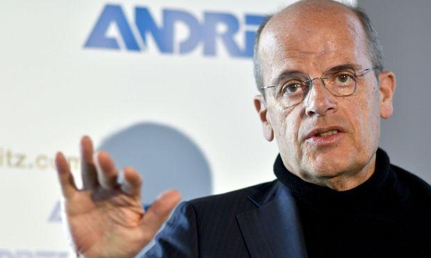 Wolfgang Leitner kontrolliert als CEO und Kernaktionär den Grazer Technologiekonzern Andritz