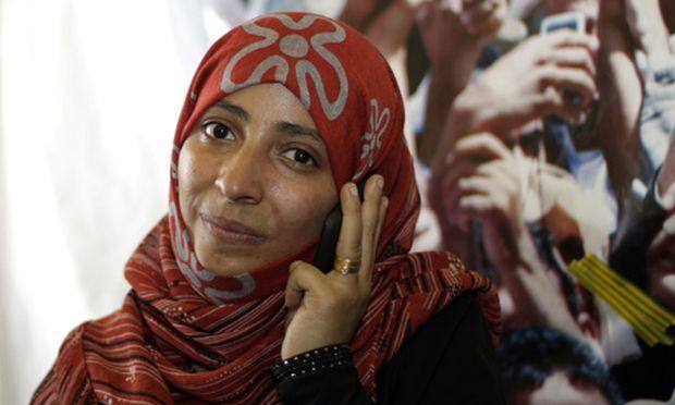 Tawakkul Karman islamistische Nobelpreistraegerin