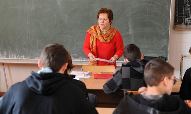 Hirnforscher fordert Umdenken Lehrern