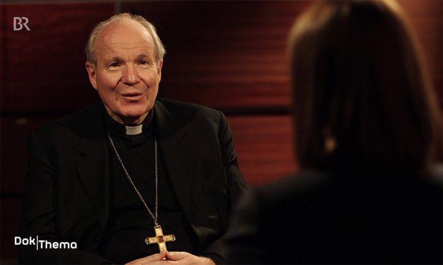 """""""Ich habe als Jugendlicher von einem Priester, den ich sehr geschätzt habe, eine Annäherung erlebt"""", schildert Schönborn im Gespräch mit Doris Wagner"""